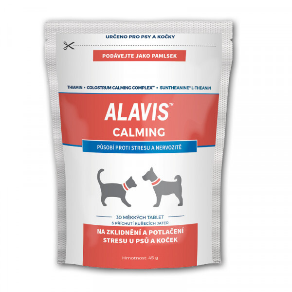 Alavis ALAVIS Calming 30 tablet