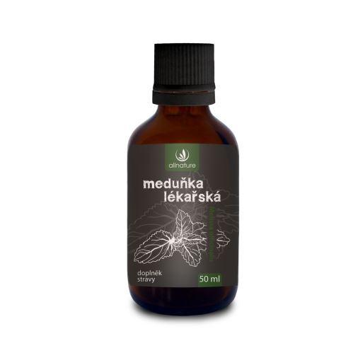 Zobrazit detail výrobku Allnature Meduňka lékařské bylinné kapky 50 ml