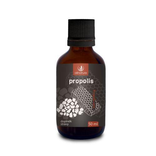 Zobrazit detail výrobku Allnature Propolis bylinné kapky 50 ml