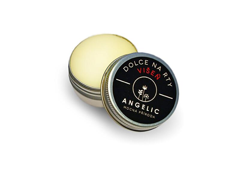 Zobrazit detail výrobku Angelic Angelic Dolce balzám na rty Višeň 15 ml