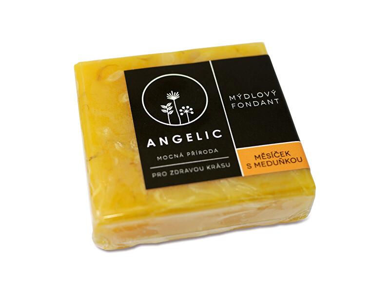 Zobrazit detail výrobku Angelic Angelic Mýdlový fondant Měsíček s meduňkou 105 g