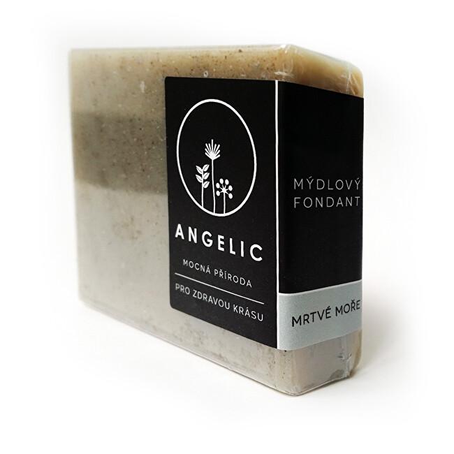 Zobrazit detail výrobku Angelic Angelic Mýdlový fondant Mrtvé moře 105 g
