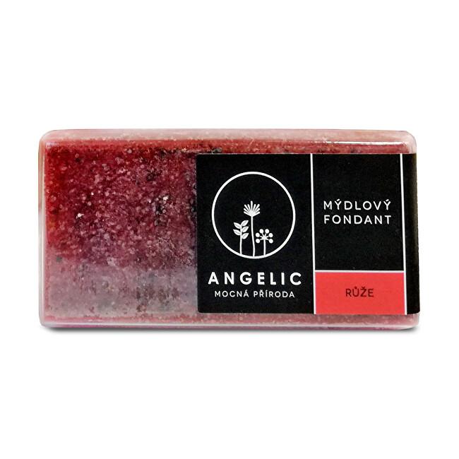 Zobrazit detail výrobku Angelic Angelic Mýdlový fondant Růže 200 g