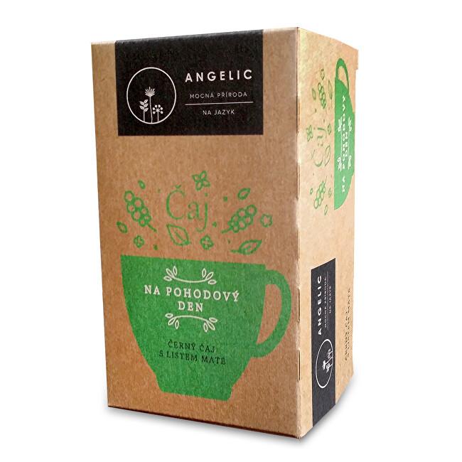Zobrazit detail výrobku Angelic Angelic Na pohodový den čaj porcovaný 40 g