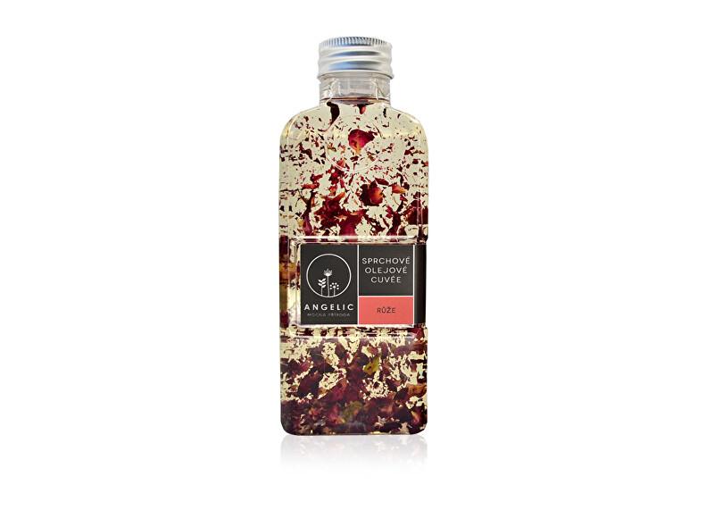 Zobrazit detail výrobku Angelic Angelic Sprchové olejové Cuvée Růže 200 ml