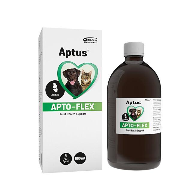 Zobrazit detail výrobku Aptus Aptus apto-flex vet sirup 500 ml