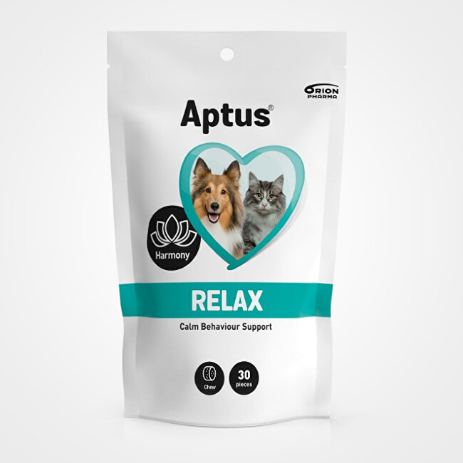 Zobrazit detail výrobku Aptus Aptus relax vet 30 kusů
