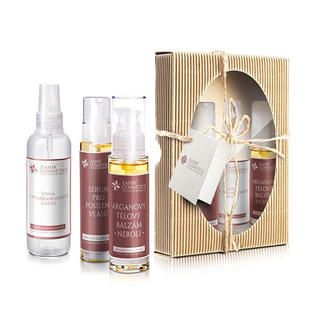 Zobrazit detail výrobku Záhir cosmetics s.r.o. Arganová péče s vůní NEROLI - sada M
