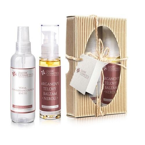 Zobrazit detail výrobku Záhir cosmetics s.r.o. Arganová péče s vůní NEROLI - sada S