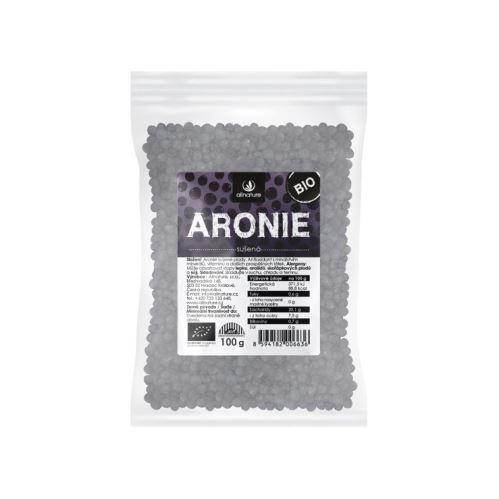 Zobrazit detail výrobku Allnature Aronie černý jeřáb BIO 100 g