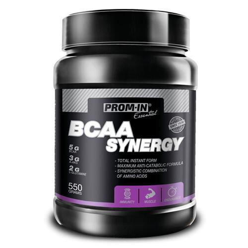 Zobrazit detail výrobku Prom-in BCAA Synergy 550 g Pomeranč