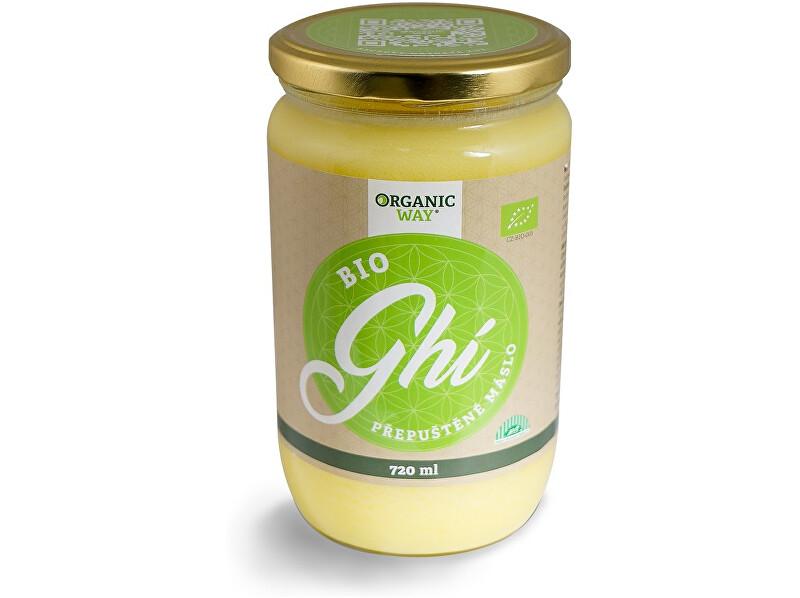 Zobrazit detail výrobku Organic way Bio Ghí 720 ml