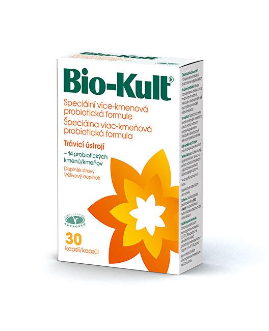 Zobrazit detail výrobku Terezia Company Bio-Kult 14 probiotických kmenů 30 kapslí