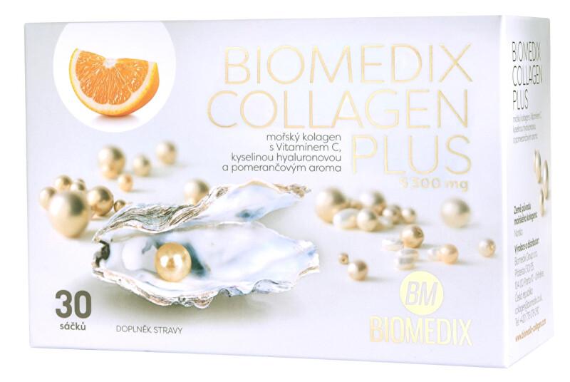 Zobrazit detail výrobku Biomedix Biomedix Collagen Plus Pomeranč