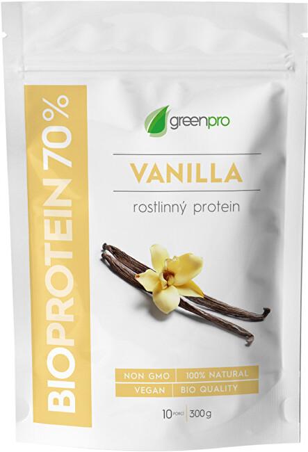 SALUTEM Pharma BioProtein 70% GreenPro Vanilka 300 g