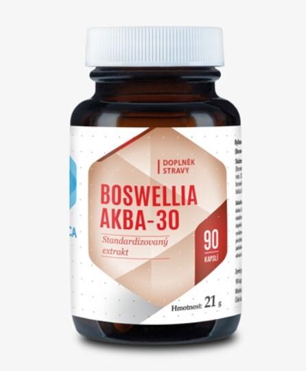 Zobrazit detail výrobku Hepatica Boswellia AKBA - 30, 90 kapslí