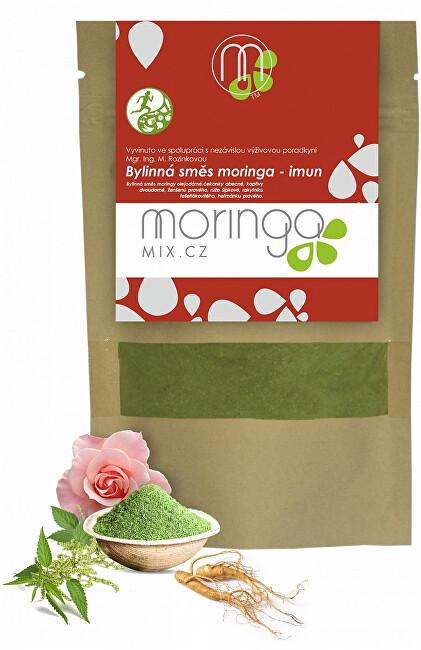 Zobrazit detail výrobku Moringa MIX Bylinná směs Moringa - Imun 30 g