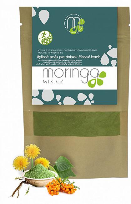 Zobrazit detail výrobku Moringa MIX Bylinná směs pro dobrou činnost ledvin 30 g