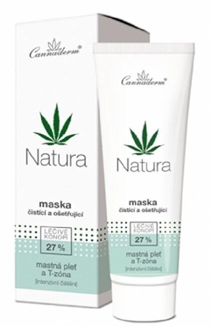 Zobrazit detail výrobku Cannaderm Cannaderm NATURA čistící a ošetřující maska 75 g