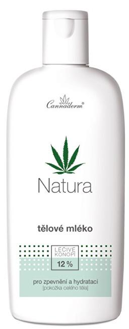 Zobrazit detail výrobku Cannaderm Cannaderm NATURA tělové mléko vyživující 200 ml