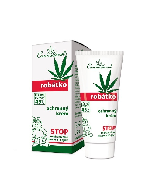 Zobrazit detail výrobku Cannaderm Cannaderm Robátko ochranný krém 50 g