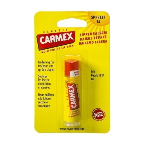 Zobrazit detail výrobku Carmex Carmex Balzám na rty hydratační SPF 15 4,25 g