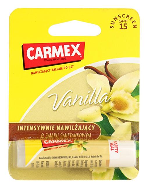 Zobrazit detail výrobku Carmex Carmex Balzám na rty ultra hydr. SPF 15 Vanil. 4,25 g