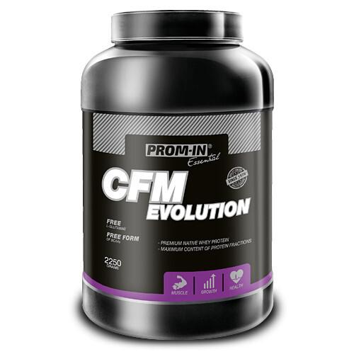 Zobrazit detail výrobku Prom-in CFM Evolution 2 250 g Pistácie