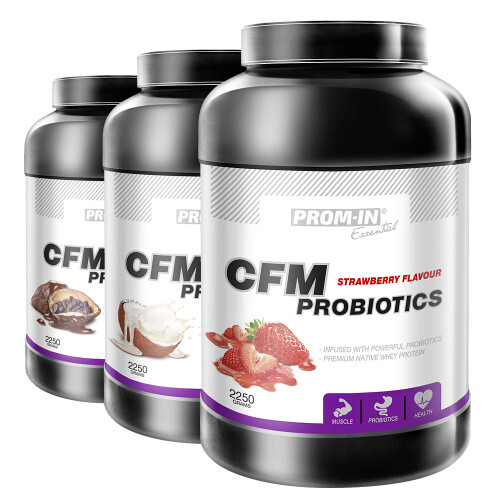 Zobrazit detail výrobku Prom-in CFM Probiotics 2 250 g Kokos