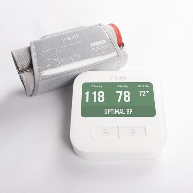CLEAR BPM1 chytrý měřič krevního tlaku