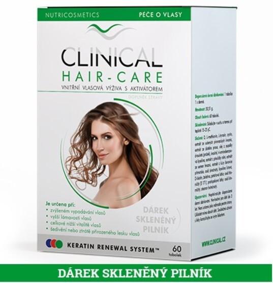 Zobrazit detail výrobku Clinical Clinical Hair-Care tob.30  - kúra na 1. měsíc