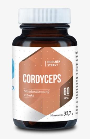Zobrazit detail výrobku Hepatica Cordyceps 60 kapslí