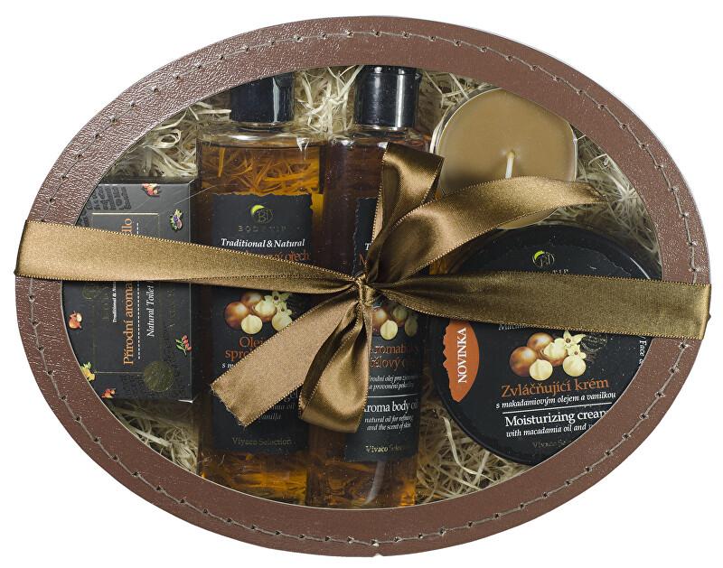 Zobrazit detail výrobku Body tip Dárkové balení Makadamový ořech s vanilkou