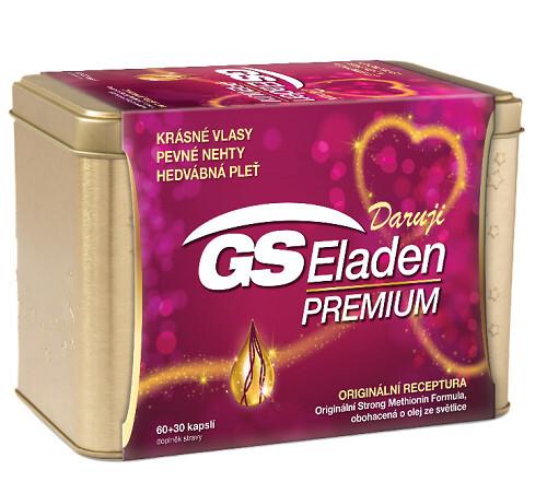 Zobrazit detail výrobku GreenSwan Eladen Premium 90 kapslí v plechové krabičce