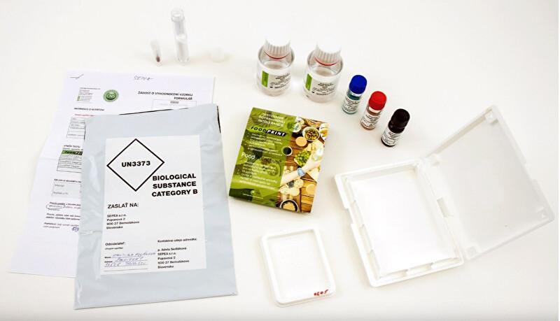 Sepea Food Detective + SLUŽBA (vyhodnocení)