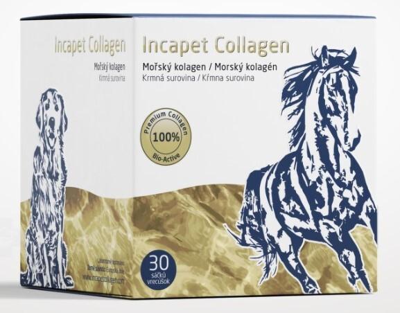 Zobrazit detail výrobku Inca Collagen Incapet Collagen 30 sáčků