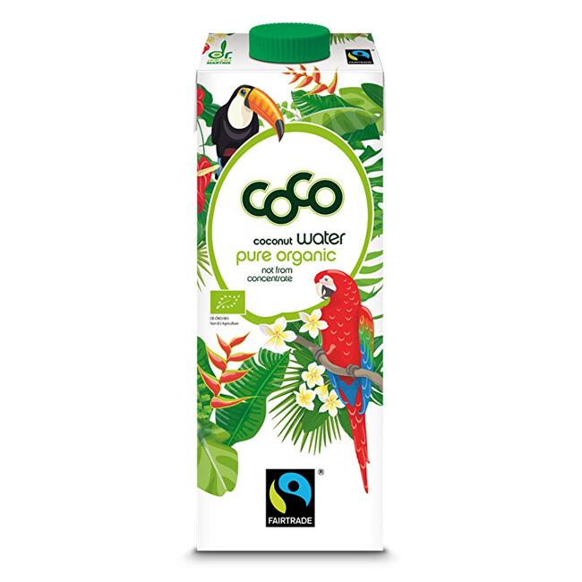 Zobrazit detail výrobku Natu Kokosová voda 1l