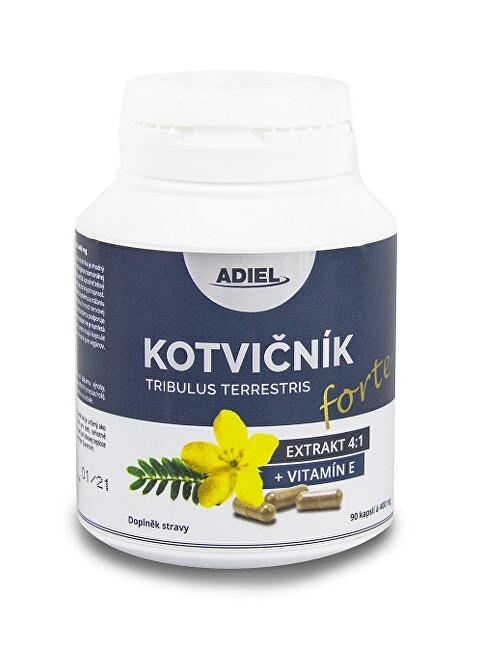 Zobrazit detail výrobku Adiel Kotvičník zemní FORTE s vitamínem E 90 pilulek