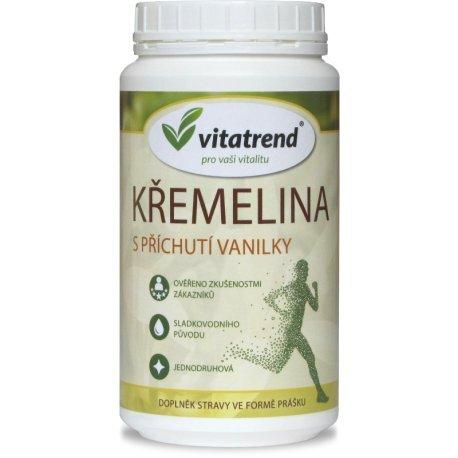 Zobrazit detail výrobku Vitatrend Křemelina Vitatrend 300 g s příchutí vanilky
