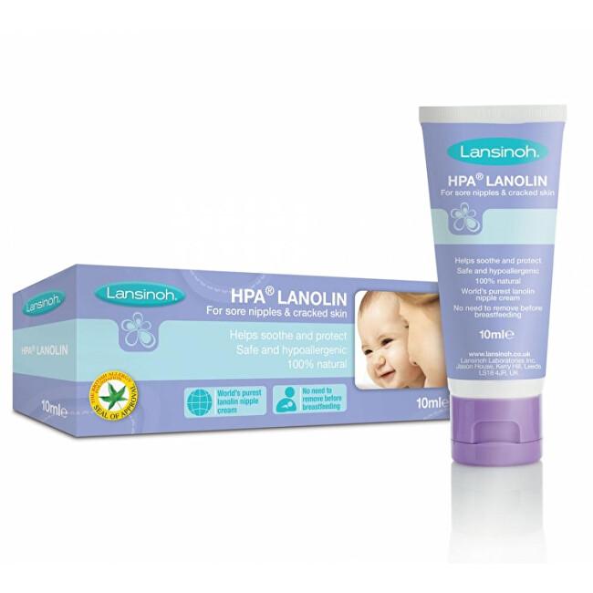 Zobrazit detail výrobku Lansinoh Lansinoh HPA Lanolin 10 ml
