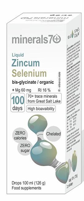 Zobrazit detail výrobku OVONEX s.r.o. Liquid Zincum/Selenium 100 ml