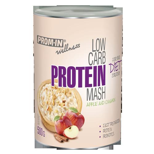 Zobrazit detail výrobku Prom-in Low carb protein mash 500 g Jablko/škořice