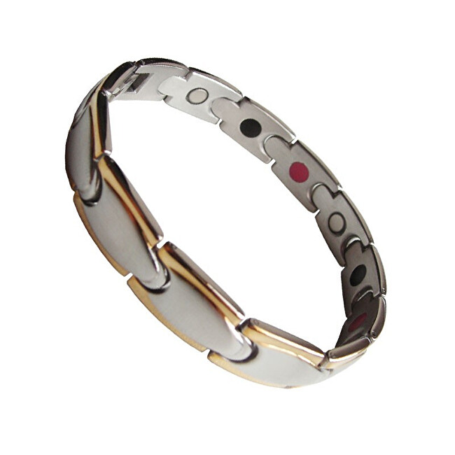 Zobrazit detail výrobku Euro Trade Plus Magnetický náramek multifunkční BNG - nerezová ocel ( 21,5 cm )