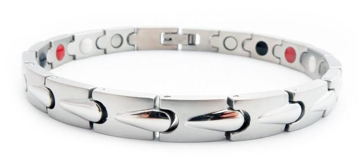 Zobrazit detail výrobku Euro Trade Plus Magnetický náramek multifunkční BNV - nerezová ocel 316L ( 20,5 cm )
