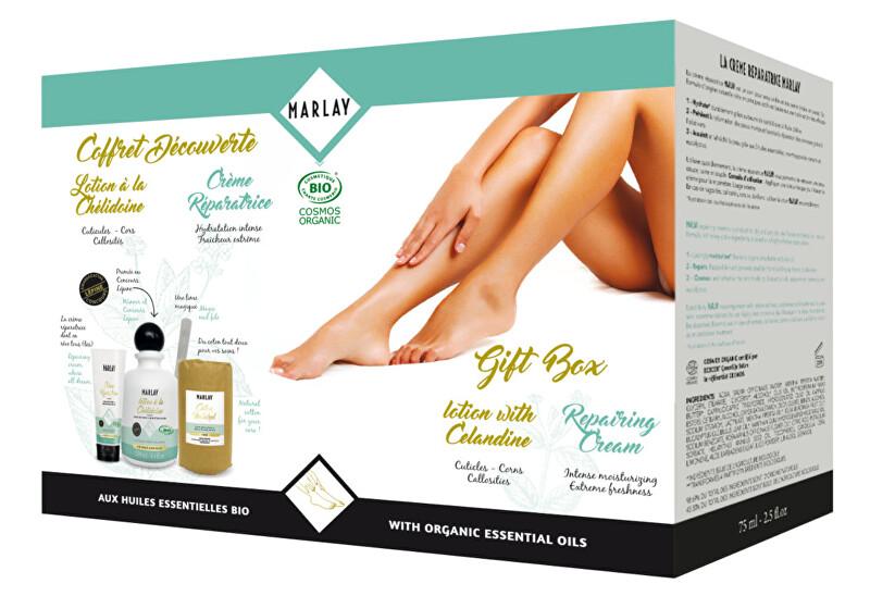 Marlay Cosmetics Marlay Cosmetics Domácí luxusní rituál na ošetření rukou a nohou