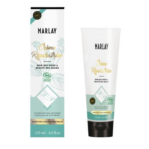 Zobrazit detail výrobku Marlay Cosmetics Marlay Cosmetics vyživující a regenerační krém na ruce a nohy 125 ml