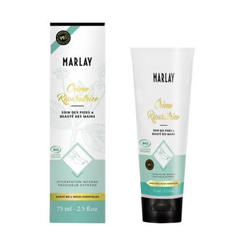 Zobrazit detail výrobku Marlay Cosmetics Marlay Cosmetics vyživující a regenerační krém na ruce a nohy 75 ml