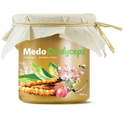 Zobrazit detail výrobku MycoMedica MedoCordyceps 400 g