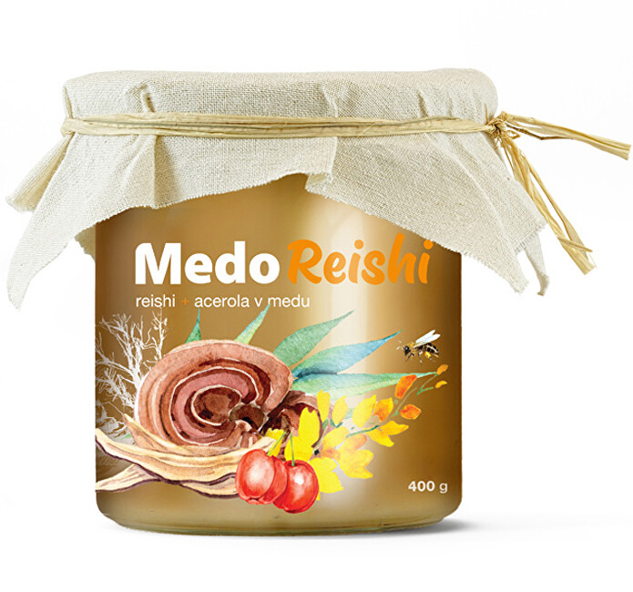 MycoMedica MedoReishi 400 g