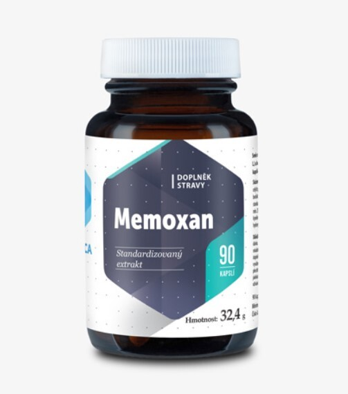 Zobrazit detail výrobku Hepatica Memoxan 90 kapslí